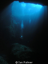 The Blue Hole, Gozo. 