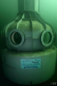 Underwater observatory by Veronika Matějková