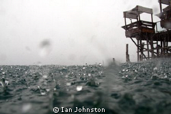 Hey its raining !