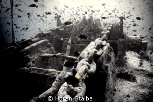 Fish'n'chain Thistelgorm wreck by Horen Stalbe
