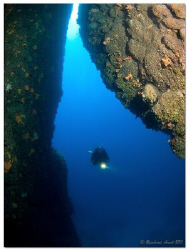 """- endless ocean -  A spot called """"La Villa"""" near Paleok... by Reinhard Arndt"""