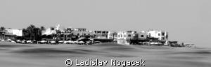 Dahab bay Egypt by Ladislav Nogacek