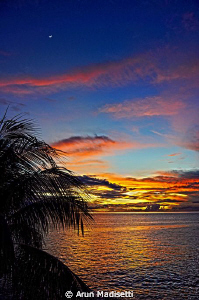 Sunset 28.11.11 by Arun Madisetti