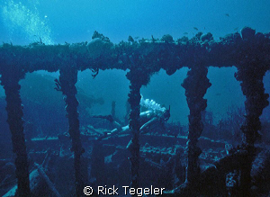 RMS Rhone. by Rick Tegeler