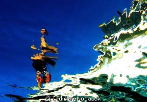 from underwater looks above a litlle bit diferent by Ladislav Nogacek