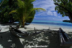 A Fisheye view of a cool place, New Ireland Province, P.N.G. by Dorian Borcherds