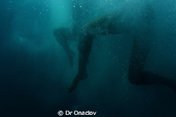 Underwater Abstraction was taken on Lizard Island for an ... by Dr Onaclov