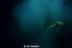 Was trying to capture the gothic dark nature of diving in... by Dr Onaclov