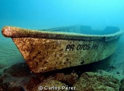 HH PR Yawl Wreck by Carlos Pérez