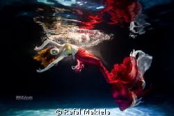 Mermaid Barbara by Rafal Makiela