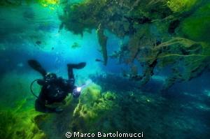 FIBRENO RIVER by Marco Bartolomucci