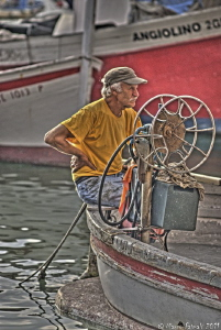 Fisherman's breack (in HDR) by Marco Faimali