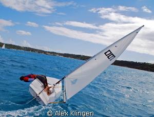 Anguilla Youth Sailing Association annual regatta. This y... by Alex Klingen