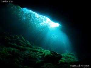 Cenote lighting. by Stéphane Primatesta
