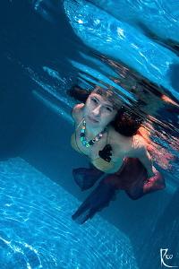 pool shot by Rico Besserdich