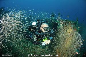 Fesdu wreck by Massimo Ardizzoni