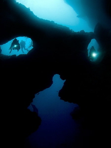"""""""Cathedral at Pescador Island""""  by Henry Jager"""