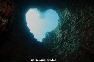 underwater love by Sergun Aydan