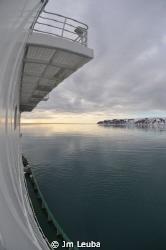 in the Spitsbergen by Jm Leuba