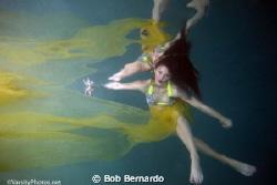 "5'9"" Norwegian Yellow Fish by Bob Bernardo"