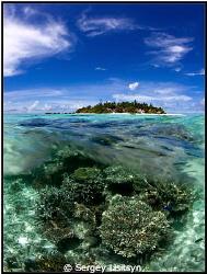 Two islands. by Sergey Lisitsyn