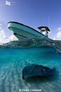 Underboat by Pietro Cremone