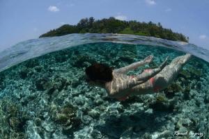 Biyadhoo house reef by Raoul Caprez