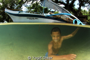 local smile by Yagit Diver