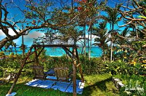 A scene from Orange Hill - nassau Bahamas by Steven Anderson