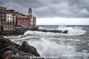 Tellaro by Marcello Di Francesco