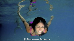 Underwater smile by Francesco Pacienza