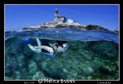 Nikon D90, Tokina 10-17mm, Nauticam by Melita Bubek