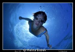 Maja...NikonD90, Tokina 10-17mm by Melita Bubek