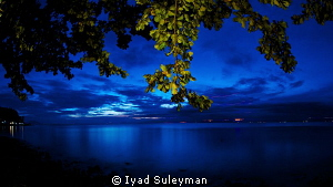 My last evening in the Philippines... Nice sunset and ve... by Iyad Suleyman