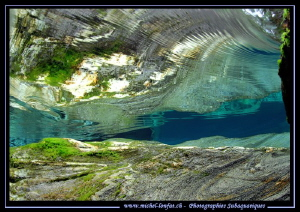 The magic colors of the Verzasca River... :O)... by Michel Lonfat