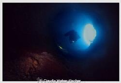 """Tunnel"" in Croatia by Claudia Weber-Fischer"