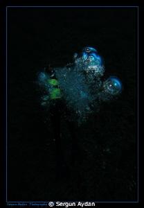 Bubbles... by Sergun Aydan