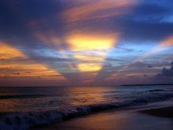 Grand Cayman Island Sunset   by Steven Pahel