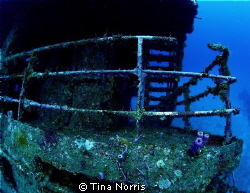 Wreck by Tina Norris