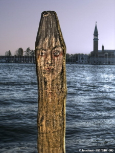 The many faces of Venice.   (a peculiar product belongi... by Marco Faimali (ismar-Cnr)