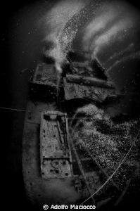 Sparkling Thistlegorm   by Adolfo Maciocco