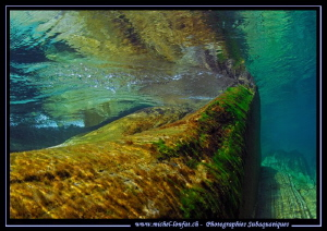 Verzasca River Atmosphere... :O)... by Michel Lonfat