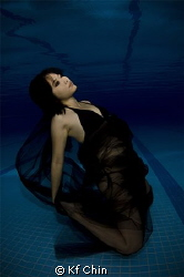Underwater Modeling by Kf Chin