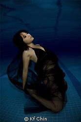 Underwater Modeling by Kf Chin