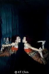 Underwater Modelling by Kf Chin