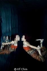 Underwater Modelling by Kf Chin