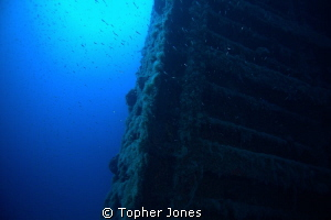 Zenobia Wreck by Topher Jones