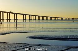 Tagus River ! by Elia Correia