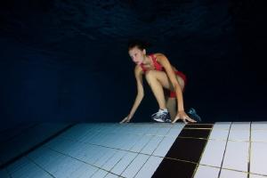 Runner by Lucie Drlikova