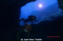 Cave by Juan Grau Tascón